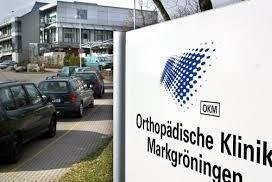 Orthopedics Department of Markgroeningen Orthopedic Hospital