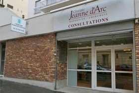 Ophthalmology Department of Jeanne D'Arc Clinic