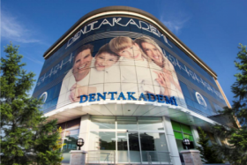 Dentistry clinic of Dentakademi Oral and Dental Health Center