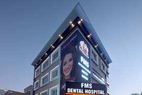 Dentistry clinic of FMS International Dental Center