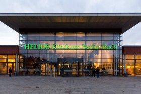 Ophthalmology clinic of HELIOS Berlin Buch Hospital