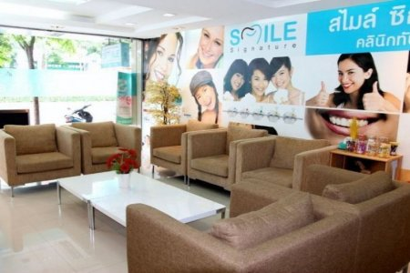 Check best treatment prices in Thailand at Bangkok Smile Signature Dental Clinic