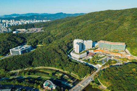 Госпиталь Бундан Сеульского национального университета (SNUBH)