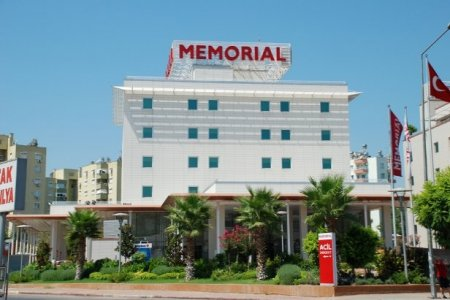 Find Urology prices at Memorial Antalya Hospital in Turkey