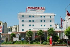 Neurology Department of Memorial Antalya Hospital