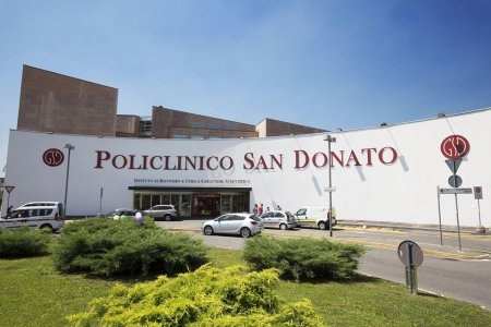 Find Gastric polyps removal prices at San Donato Hospital