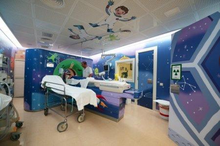 Детский госпиталь Сан Жоан де Деу (Sant Joan de Deu)