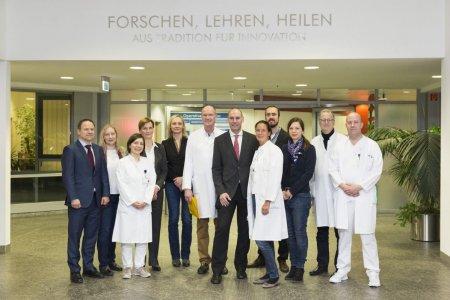 University Clinic of Leipzig