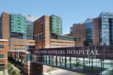 Check best treatment prices in United States of America at Johns Hopkins Hospital