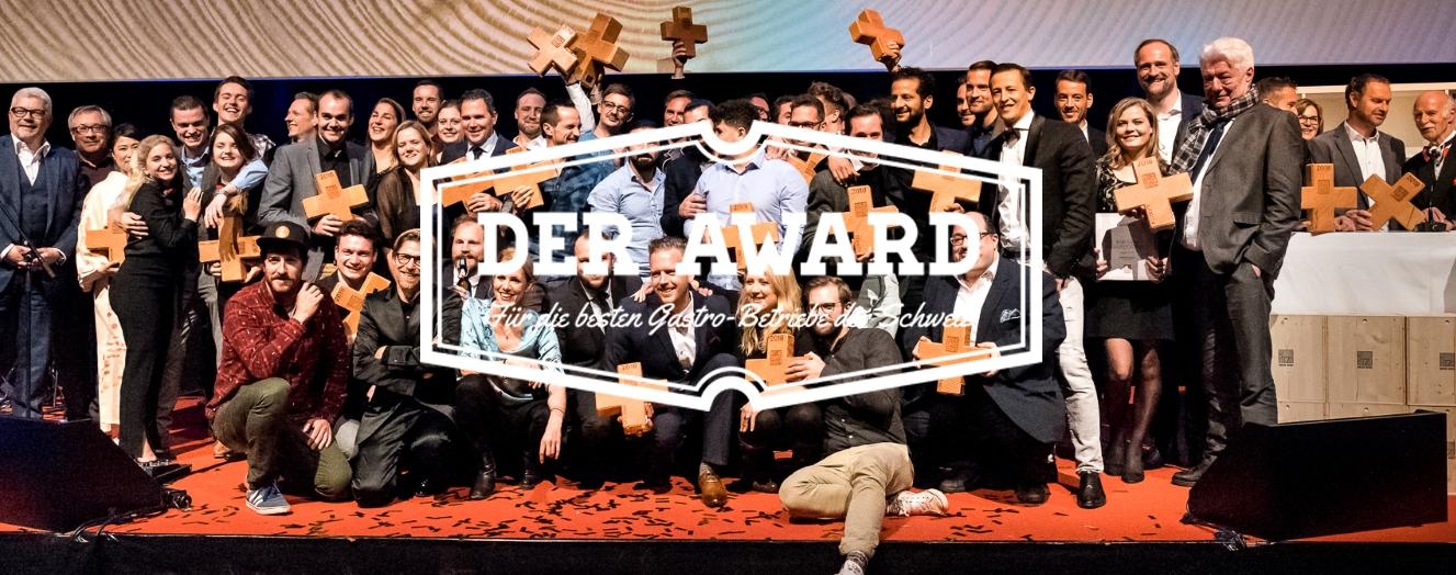 Gewinner Award 2018