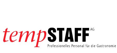 tempSTAFF - Dienstleistungspartner Best of Swiss Gastro