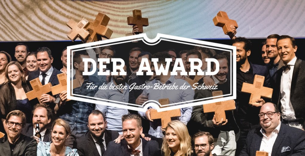 Best of Swiss Gastro 2018, Jetzt bewerben
