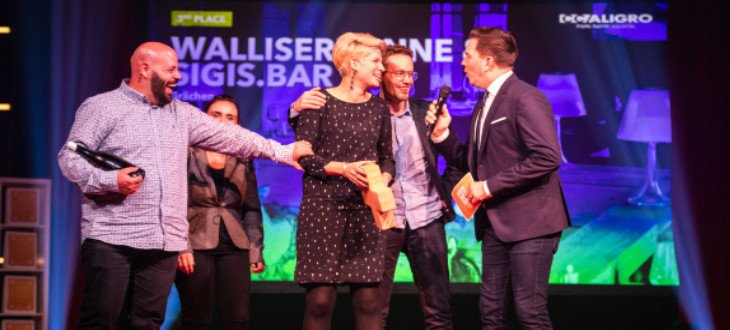 Hannes Schalbetter über Best of Swiss Gastro Award