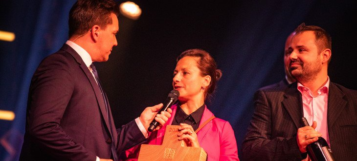 Eugenie Nicoud über den Best of Swiss Gastro Award