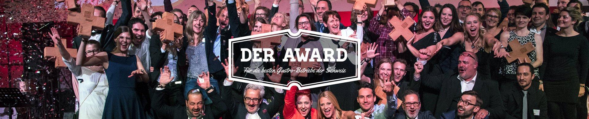 Gewinner Award 2017