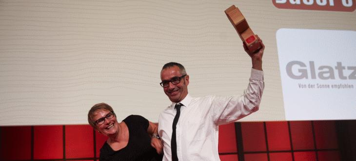 Erwin Gabriel über den Best of Swiss Gastro Award