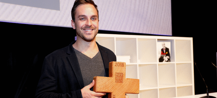 Mischa Kaiser sopra Best of Swiss Gastro Award