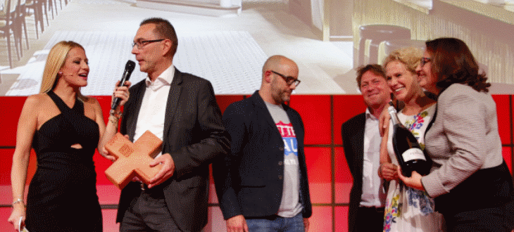 Jörg Guggisberg sopra Best of Swiss Gastro Award