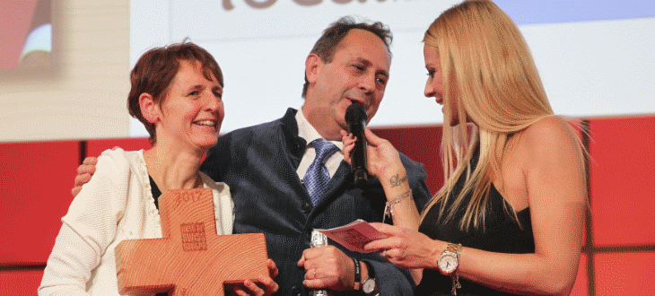 Richard Stöckli über den Best of Swiss Gastro Award