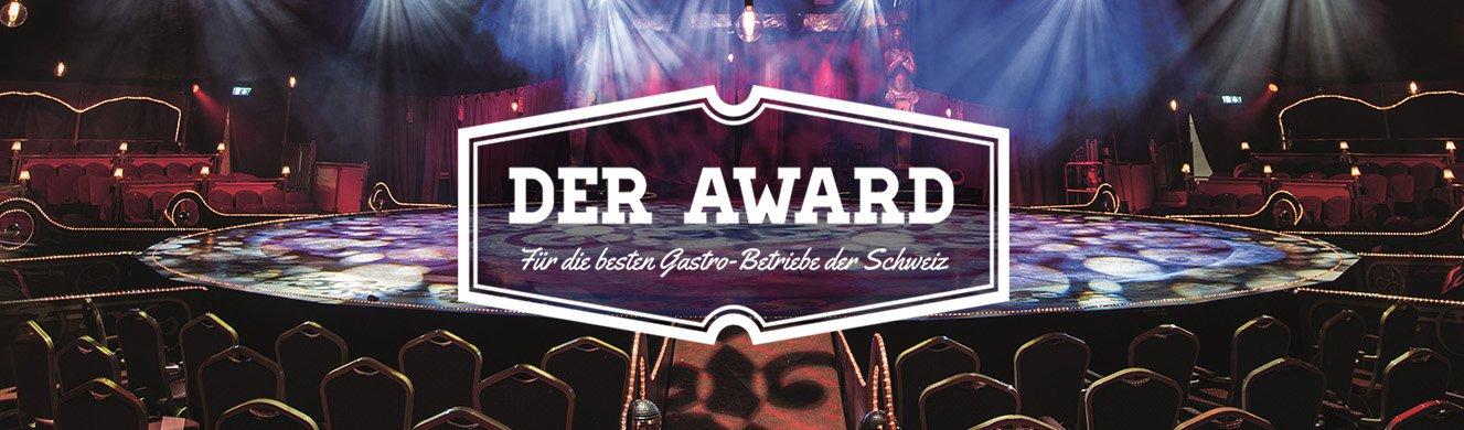 Best of Swiss Gastro Award Night 2018