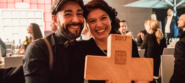Rafael Mendoza sopra Best of Swiss Gastro Award