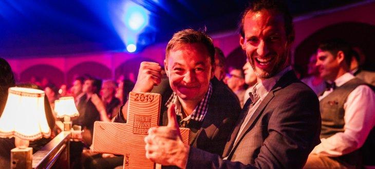Philipp Luder à propos du Best of Swiss Gastro Award