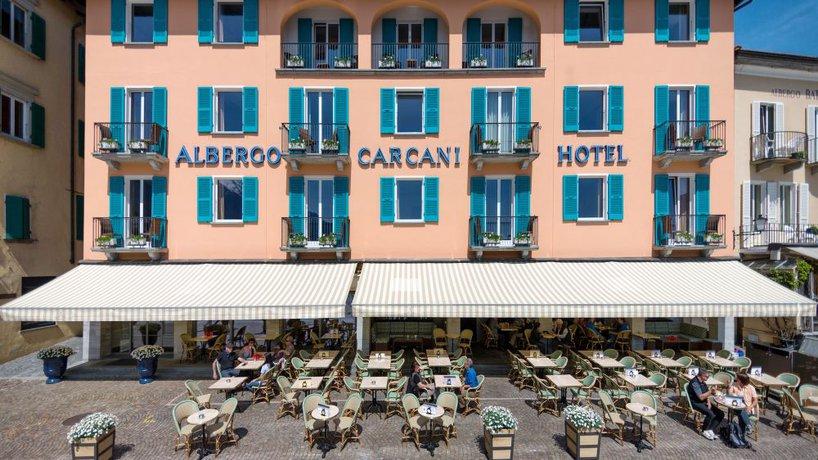 Terrasse Albergo-Caffè Carcani