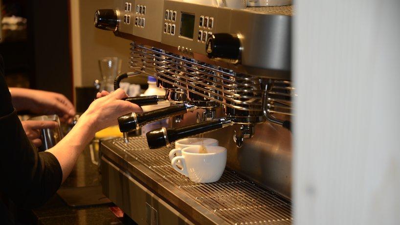 Kaffee-Handwerk