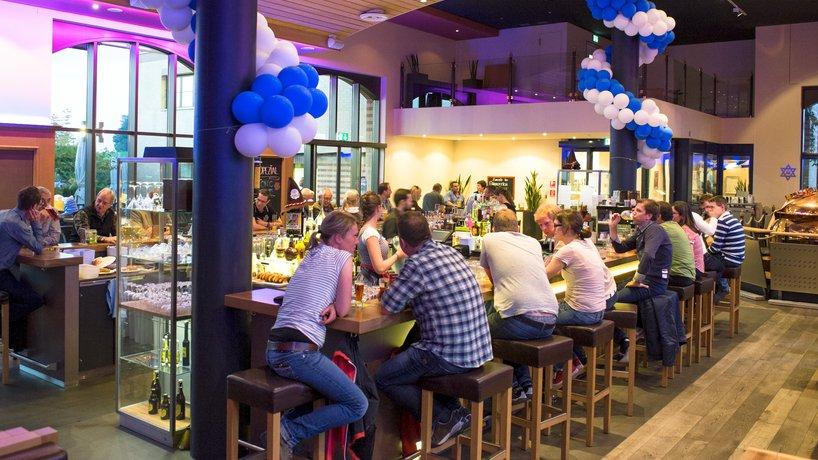 Freihof Bar während Oktoberfest