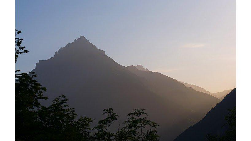 Blick auf die Urner Berge