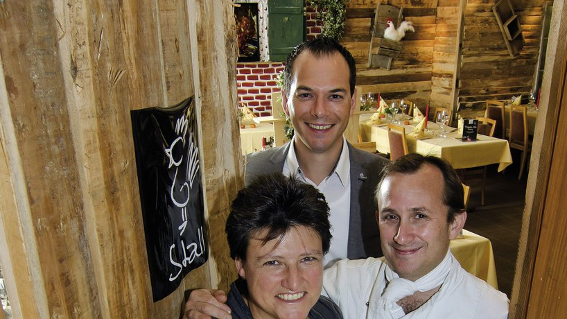 GüggeliSternen (Ester und Thomas Schäublin, mit Daniel Kneuss)
