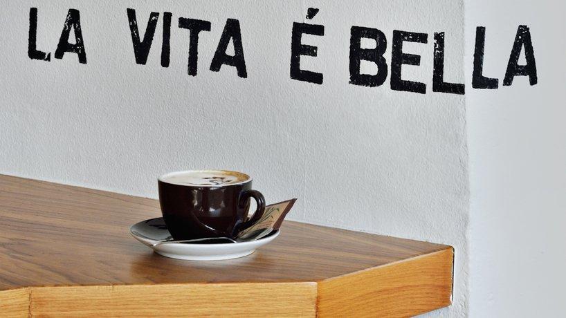 Impression Kaffee