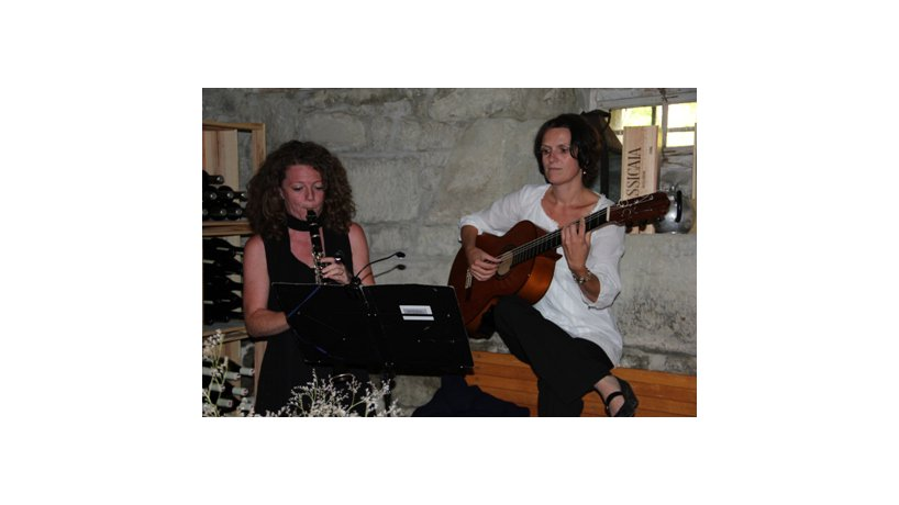 Musik im Weinkeller
