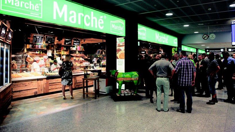 Marché Airport Zürich