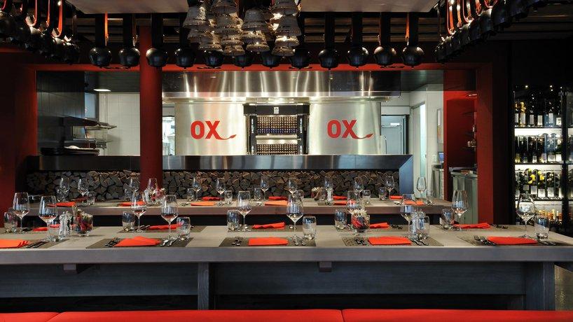 OX-Schauküche