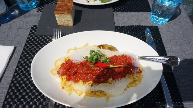 Lunch Pasta