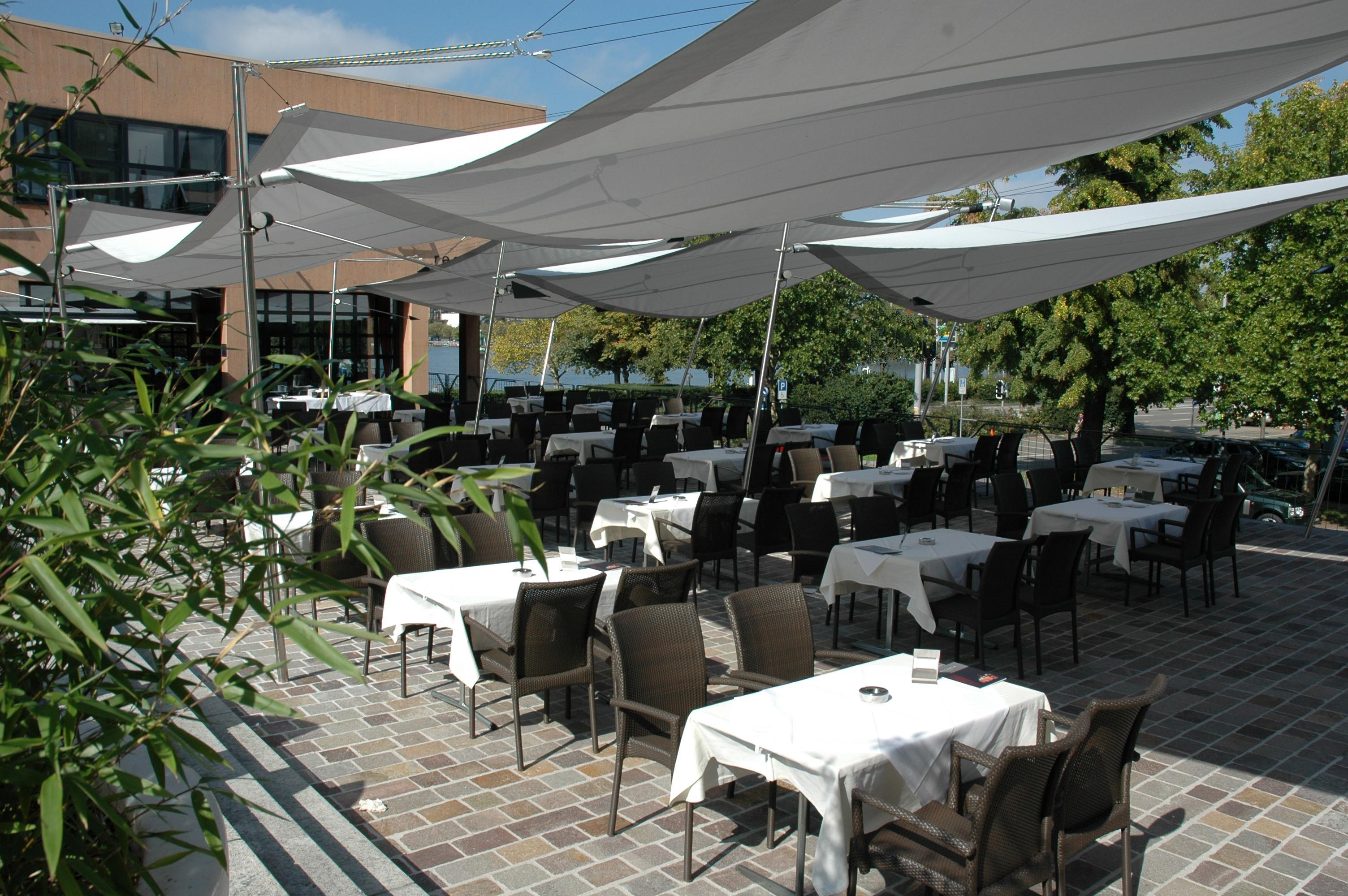 Terrasse Zurich Bellevue : Restaurant Belcanto in Z u00fcrich Ausgezeichnete Restaurants