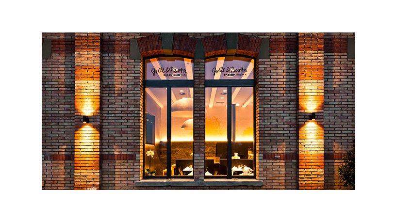 Aussenfassade Grillrestaurant