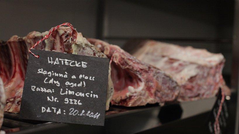 Hausgereiftes Fleisch