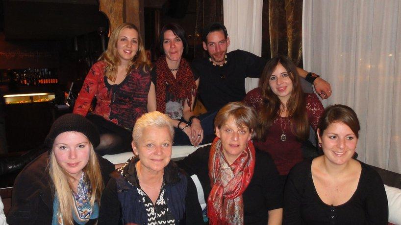 Sahlihuus-Team 2013