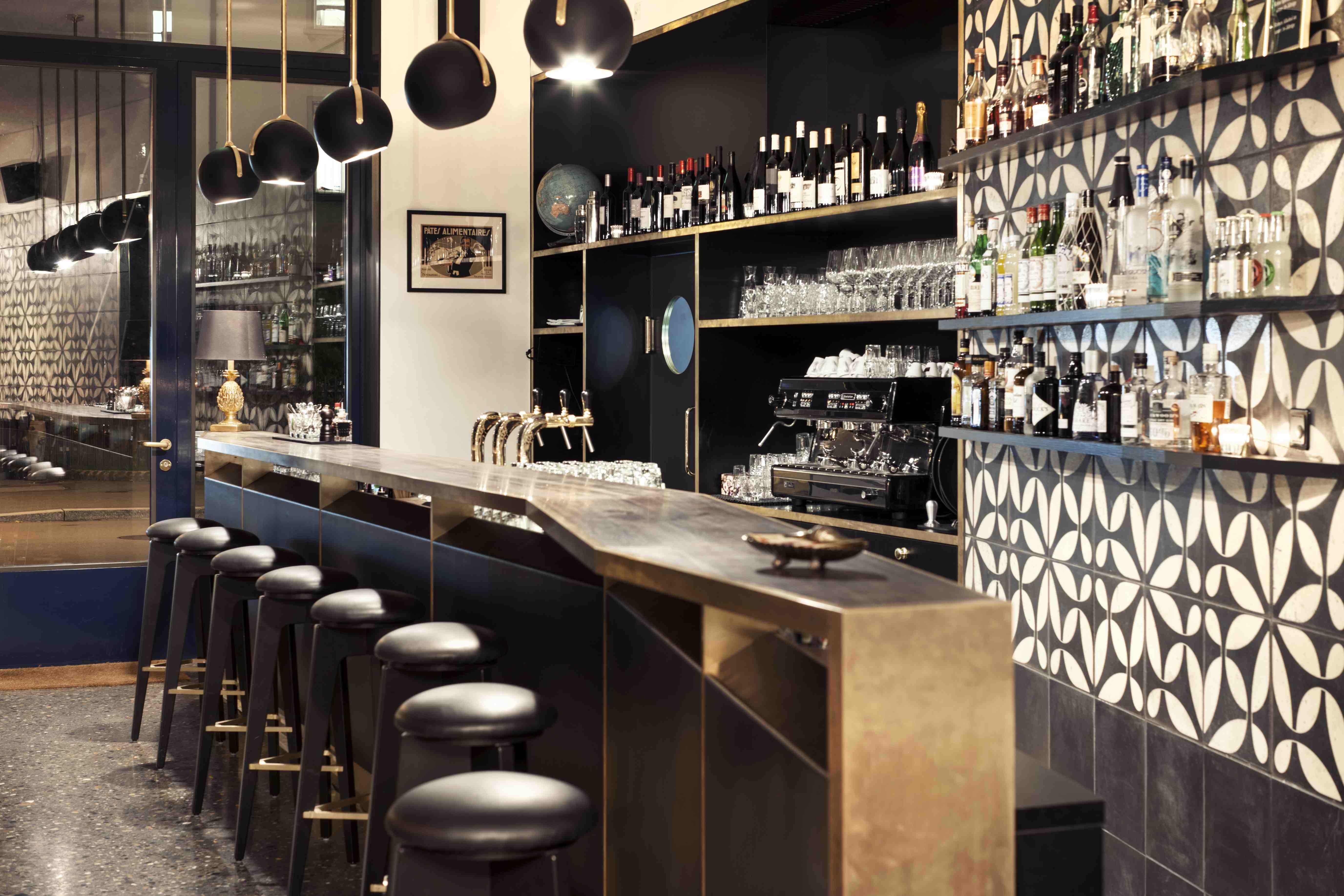 Salon In Zürich Ausgezeichnete Restaurants Bars Take Aways