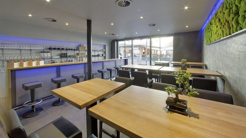 simply sushi interlaken, sushi-bar mit 29 sitzplätzen