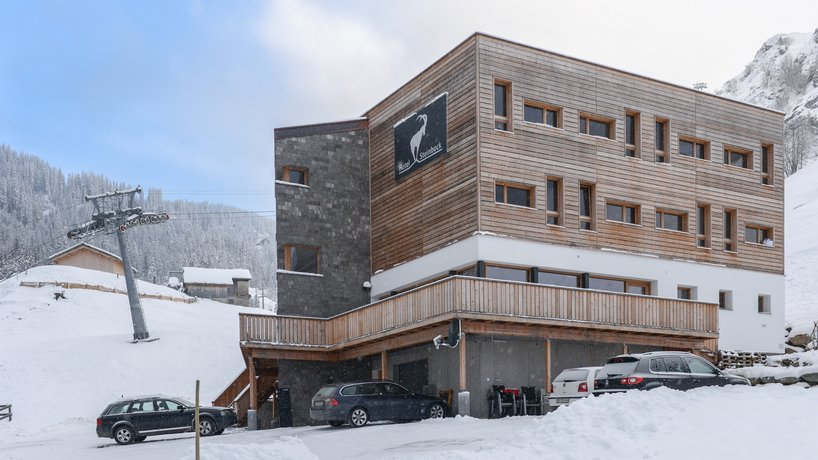 Hotel Steinbock - Ein Steinwurf zur Bergbahn