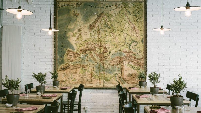 La Bottega Trattoria _ Das Restaurant 02