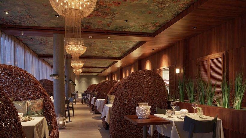 Gesamtansicht Restaurant Cocon