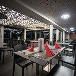Restaurant Cécile im Thermalquellen Brigerbad