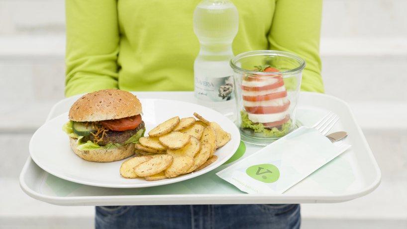 ViV's Bio Burger