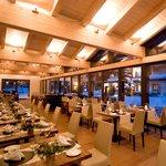Restaurant Veranda im Hotel mirabeau