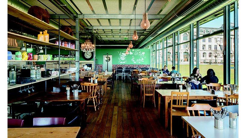 Restaurant Innen 3