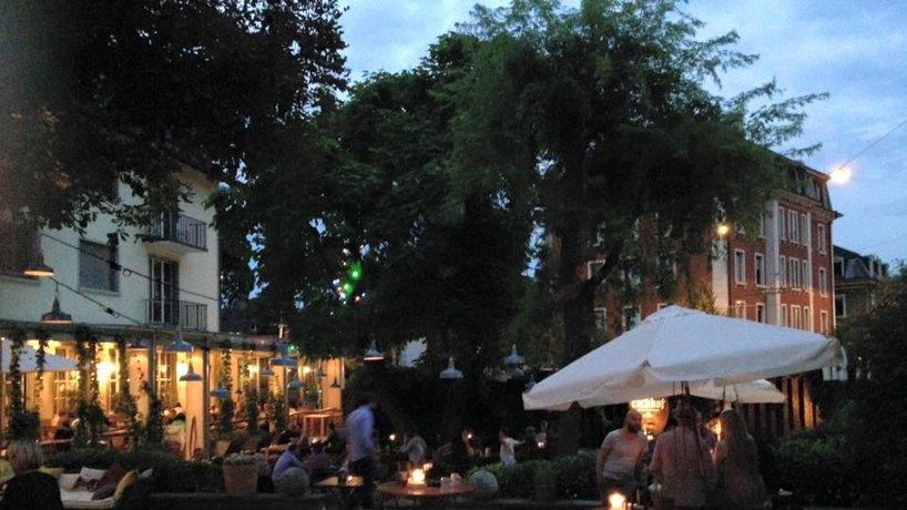 Garten Abend 2